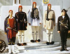 diversos uniformes
