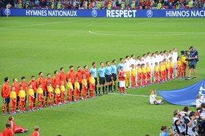 España-Francia Himnos