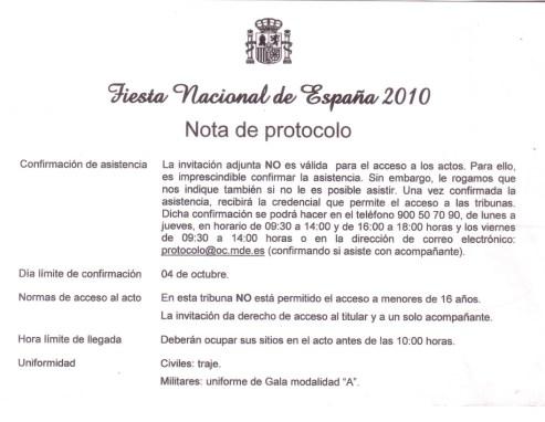 nota protocolo FFAA