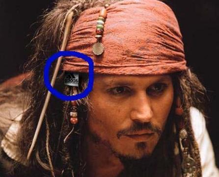 Capitán Sparrow