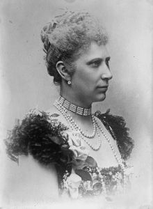 Luisa de Suecia reina de Dinamarca