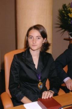 Diputada Segovia
