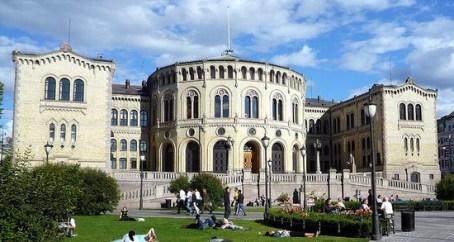 Oslo parlamento noruego