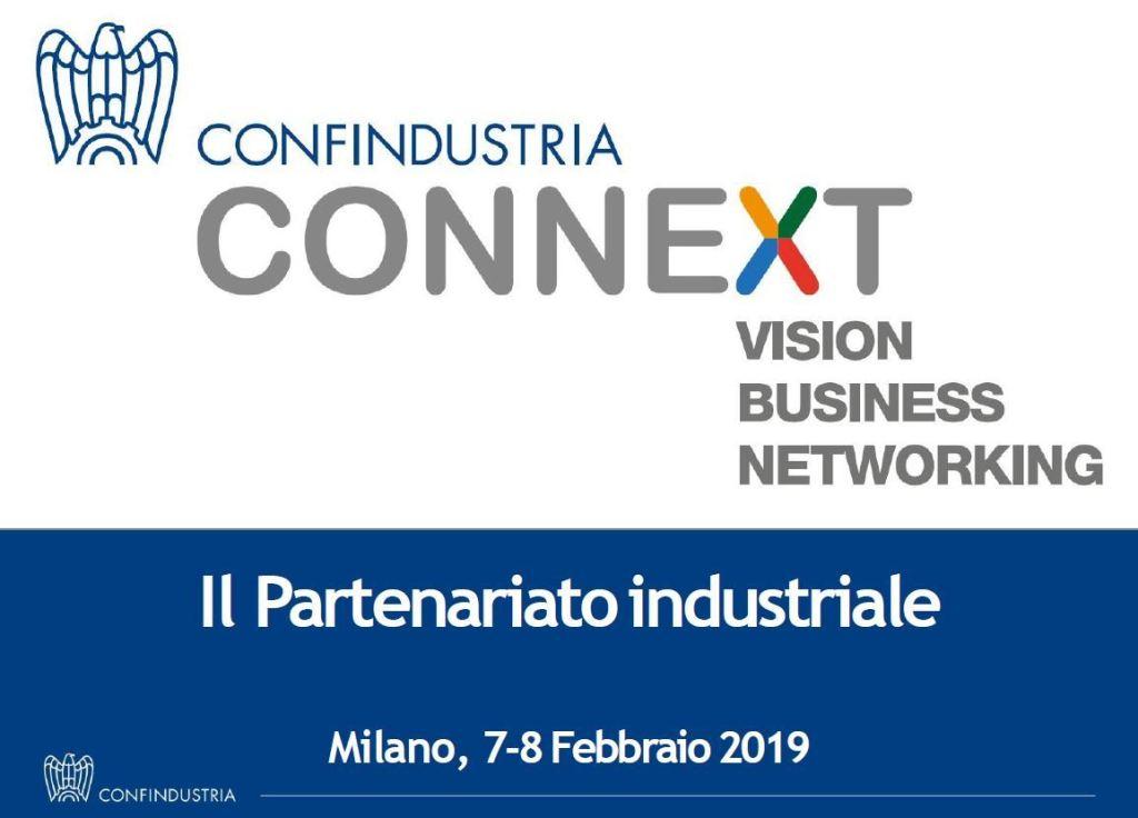 Connext Confindustria Protocube