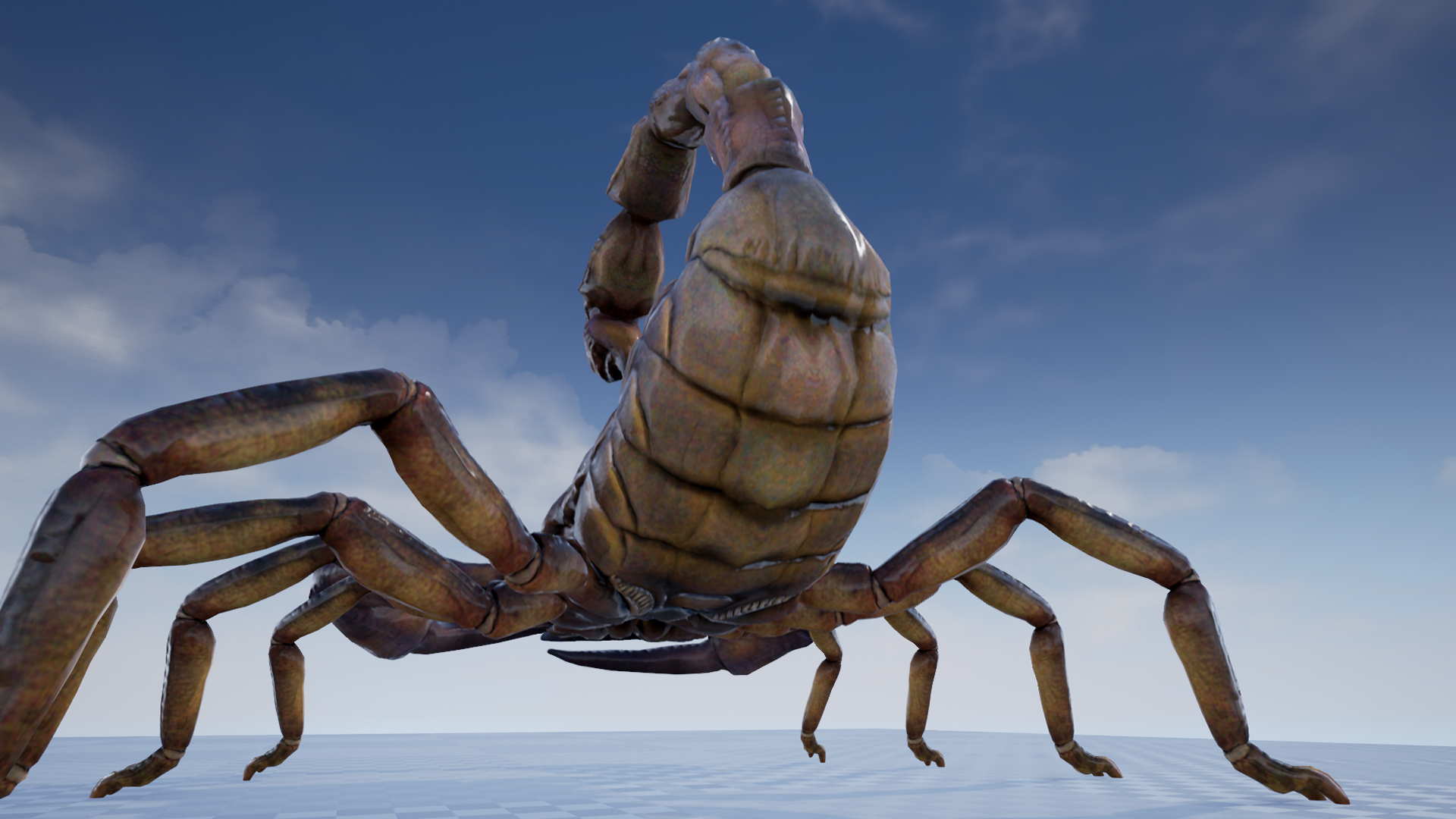 Scorpion Creature Deadly
