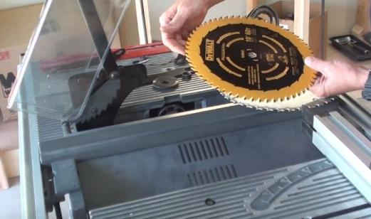 5 Best Table Saw Blade Reviews For Ripping Hardwood