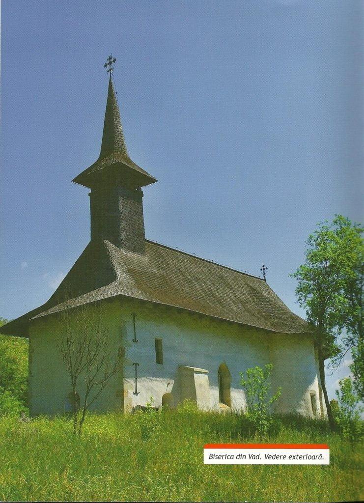 Manastirea Vad   Protopopiatul Ortodox Dej