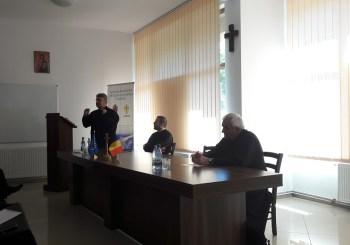 Conferință duhovnicească la Protopopiatul Dej