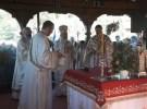 Sărbătoarea Înălțării Sfintei Cruci, Hramul Mănăstirii Cășiel