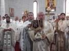"""ÎPS Andrei prezent la hramul Bisericii ,,Sfântul Ierarh Nectarie"""" din Dej"""