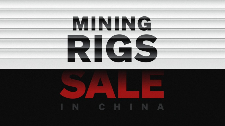 Chinese Bitcoin miners are opting to sell off thousands of dollars of hardware for a huge loss rather than risk the wrath of the country's communist government, reports the Economic Times.