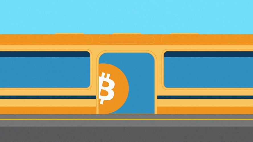 A metro worker in Russia has resigned after illegally installing Bitcoin mining gear in a city subway substation.