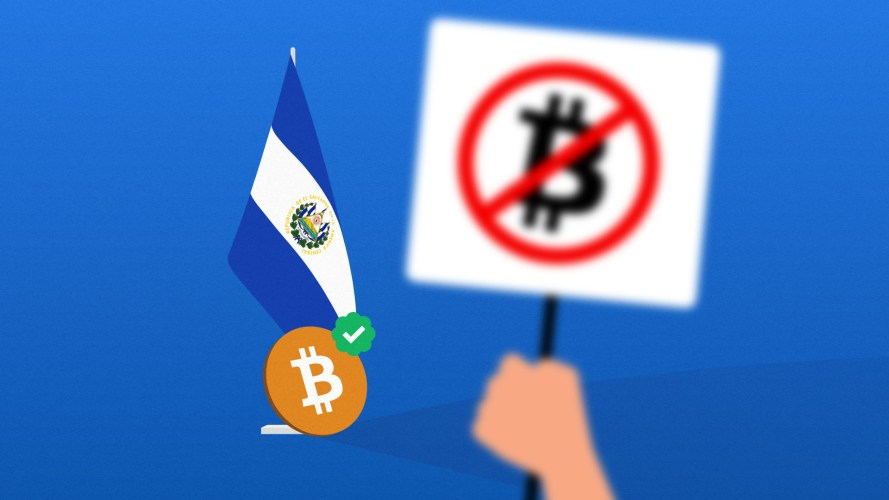 No doubt, El Salvador's protests were spurred by uncertainty due to the ever-changing Bitcoin sales pitch from Bukele's government.