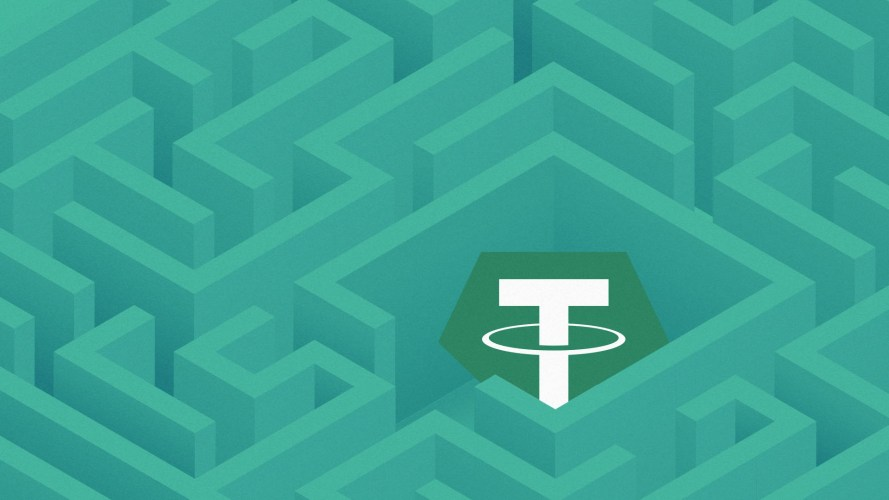 Tether released a new report on Monday that shows it relying far more on Treasury bills to give its maverick stablecoin its $1 value.