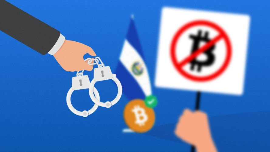 Police in El Salvador recently detained a Bitcoin critic after he questioned a link between the government and last year's Twitter hack.
