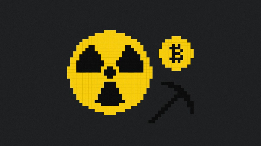 Nuclear-fueled Bitcoin mining facilities are appearing across the US, as failing power plants find unlikely business partners in crypto.