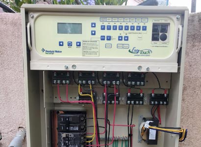 Rancho Santa Fe Pool Equipment Replacement ProTouch Pool