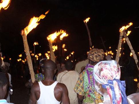 Bugum Chugu festival