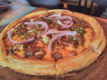 Pizza @ Prankster (Gurgaon)