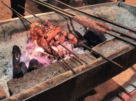 Tikkas and Kebabs @ Chowk (Allahabad)