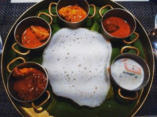 Appam and Curries