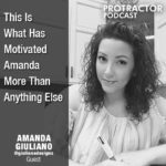 [Amanda Giuliano] This Is What Has Motivated Amanda More Than Anything Else