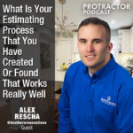 contractor podcast about estimating