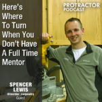 spencer lewis carpentry contractor podcast