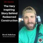 contractor podcast episode featuring derek nichelson