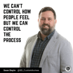 contractor podcast featuring Sean Doyle from sd custom homes