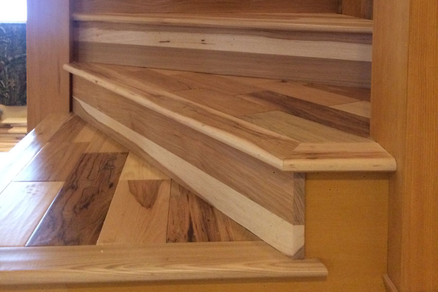 Image Result For Replace Carpeted Stairs With Hardwood Treads