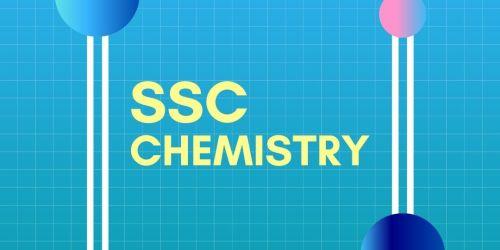 Chemistry   Chapter 9-12   SSC