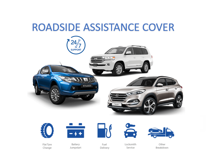 Roadside Assistance Cover