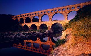 Pont du Gard, Languedoc-Roussillon, France