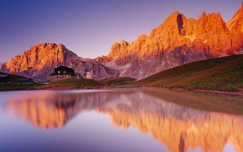 Parco Naturale Paneveggio-Pale di San Martino, Trento (Paneveggi