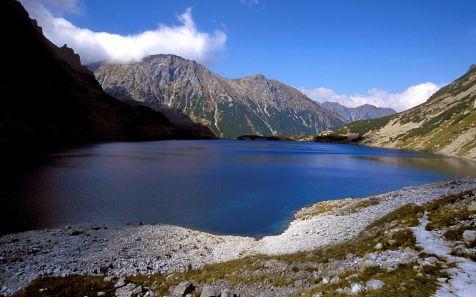 Szlak Turystyczny nad Czarnym Stawem, Tatrzanski Park Narodowy (