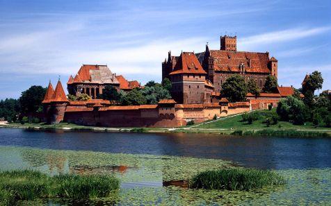 Zamek krzyzacki w Malborku, Malbork (Malbork Castle, Malbork)