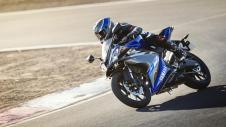 2014-Yamaha-YZF-R125-EU-Race-Blu-Action-001
