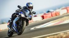 2014-Yamaha-YZF-R125-EU-Race-Blu-Action-002