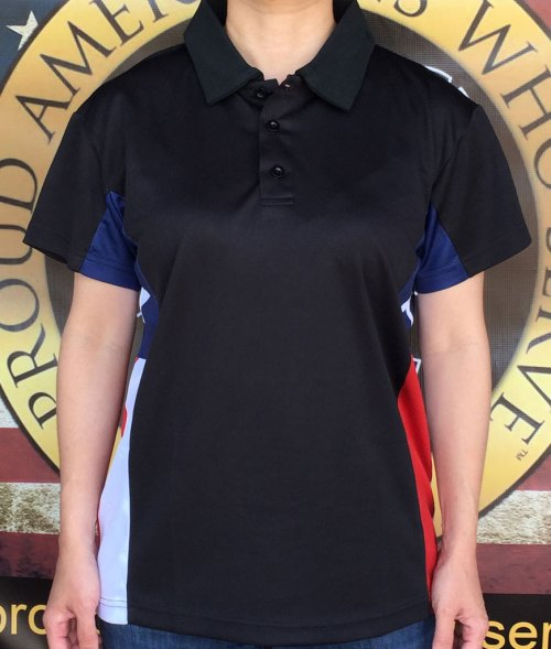 Texas Woman's Polo Shirt