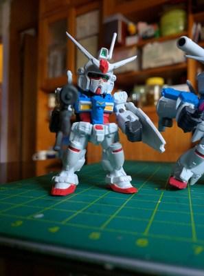 U.C.0083 Gundam開發計畫ã€FW Converge】