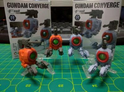 FW Gundam Converge RB-79 Revive