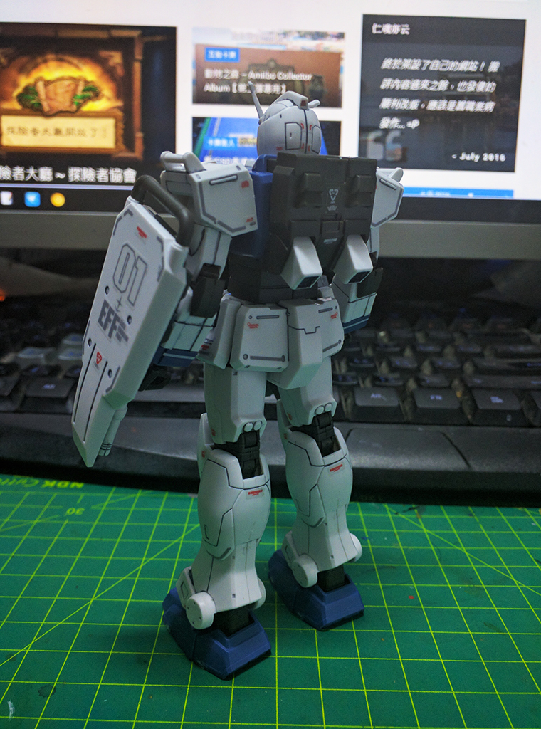 HGGTO RX-78-01[N] 局地型高達