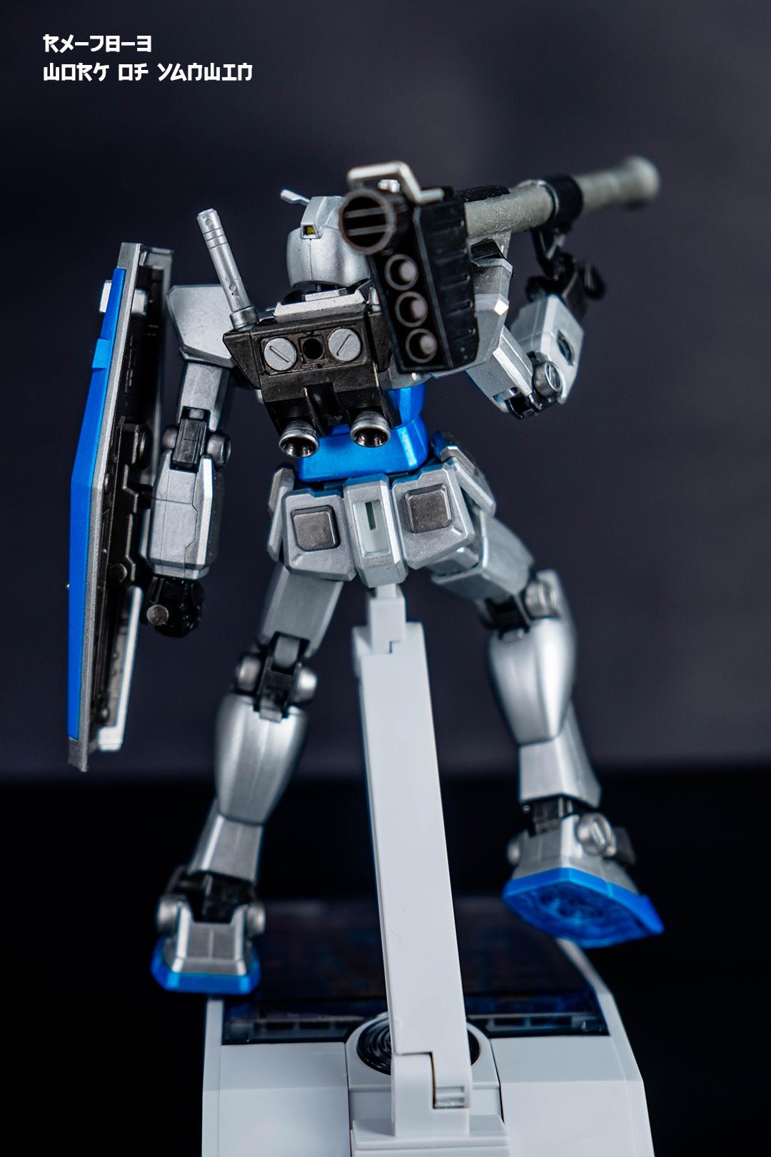 HGUC RX-78-2 Gundam (Revive Ver.)【G3金屬配色】