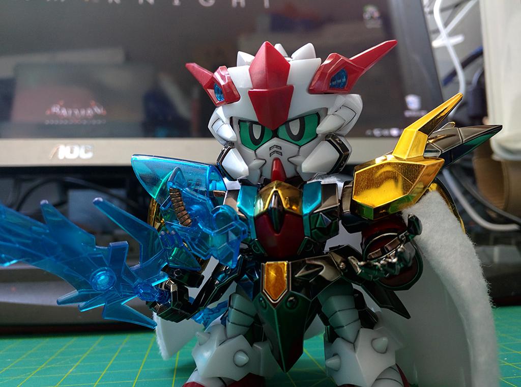 Legend BB 魔龍劍士Zero 電鍍