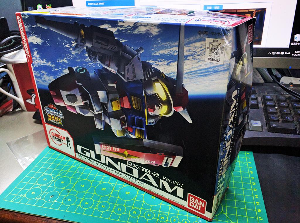 SD BB戰士[329] RX-78-2 Ver.GFT【台場限定】