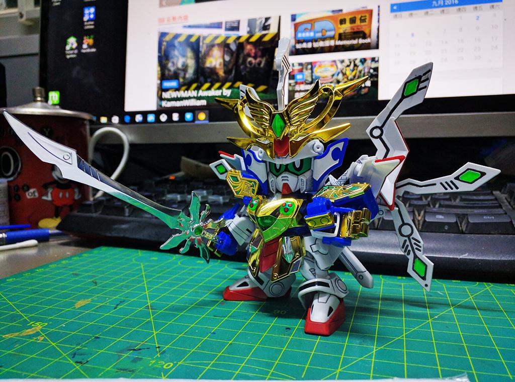 Legend BB 武者號斗丸 – 最終決戰Ver.