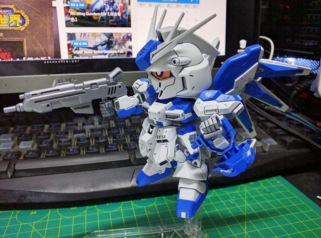 SD BB戰士 RX-93-v2 Hi-nu Gundam
