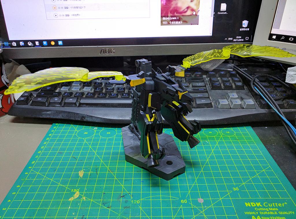 HGBF Gundam Dryon 3【魂店限定】