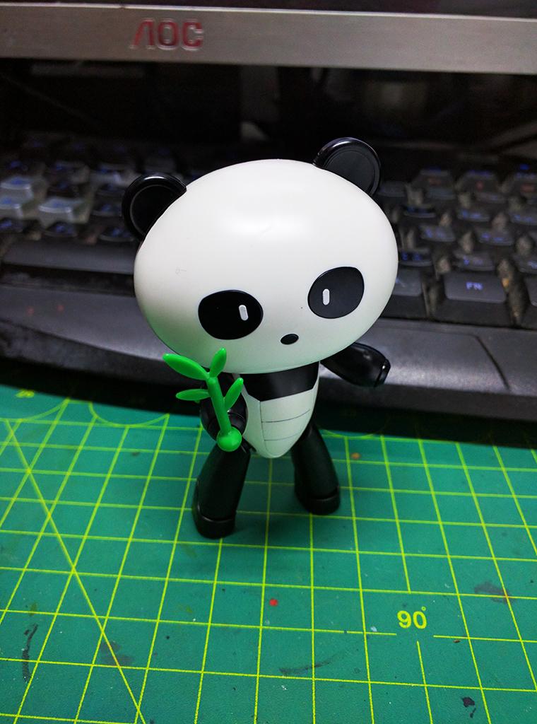 HG Petit'gguy 小熊貓霸